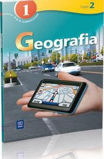 Geografia kl.1 cz.2 gim. Podręcznik z ćwiczeniami