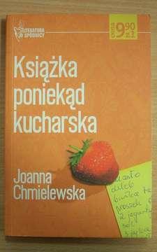 Książka poniekąd kucharska /5997/