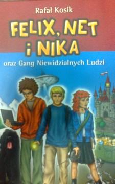 Felix, Net i Nika oraz Gang Niewidzialnych Ludzi /6118/