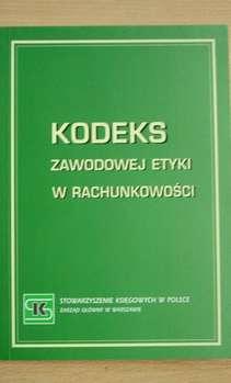 Kodeks zawodowej etyki w rachunkowości