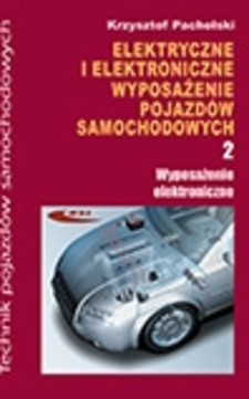 Elektryczne i elektroniczne wyposażenie pojazdów samochodowych 2