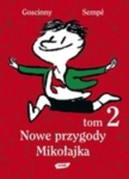Nowe przygody Mikołajka tom 2 /2885/