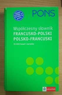 uniwersalnyy słownik rosyjsko-polski polsko-rosyjski