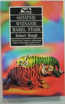 Ostatnie Wyznanie Mabel Stark