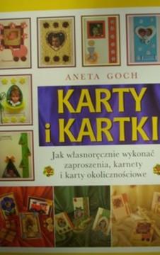 Karty i kartki /32514/