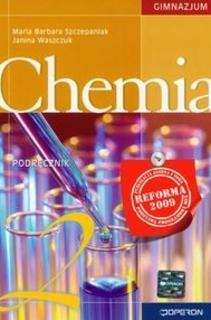 Chemia 2 gim. Podręcznik
