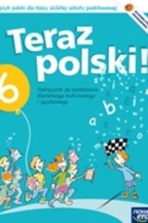 Teraz polski! Język polski SP KL 6