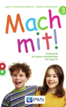Mach mit! 3 Podręcznik + Zeszyt ćwiczeń /336/