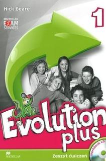 Evolution plus Zeszyt ćwiczeń dla klas IV-VI