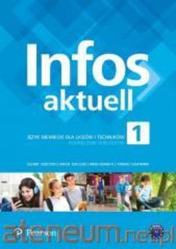 Infos aktuell 1 podręcznik /34052/