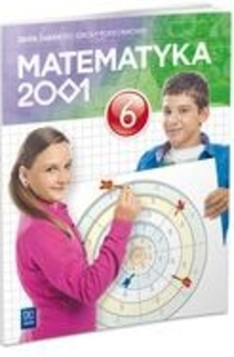 Matematyka 2001 SP kl. 6 Zbiór Zadań