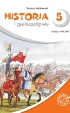 Wehikuł czasu Historia i społeczeństwo 5 Zeszyt ćwiczeń /322/