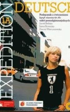 Expedition Deutsch 1a Podręcznik z ćwiczeniami /424/