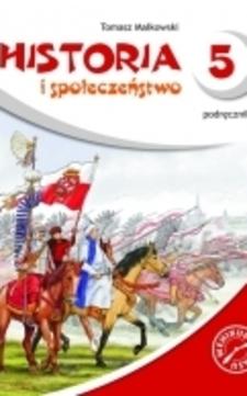 Wehikuł czasu Historia i społeczeństwo 5 Podręcznik /322/