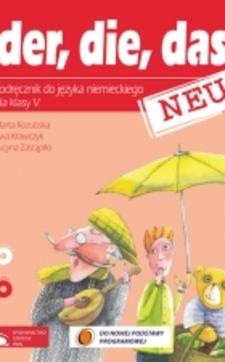 der, die, das NEU 5 Podręcznik /317/