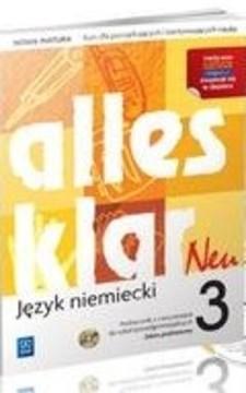 Alles klar 3 neu Podręcznik z ćwiczeniami /9413/