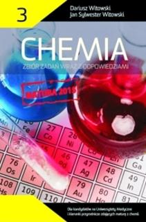 Chemia 3 Zbiór zadań wraz z odpowiedziami Matura 2015