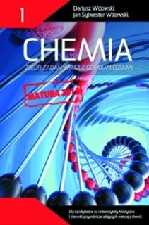 Chemia 1 Zbiór zadań wraz z odpowiedziami Matura 2015
