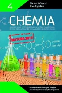 Chemia 4 Zbiór zadań wraz z odpowiedziami Matura 2015
