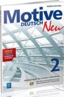 Motive Deutsch Neu 2 J. niemiecki Podręcznik