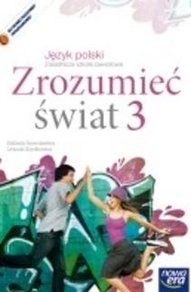 Zrozumieć świat 3 ZSZ Język polski Podr.
