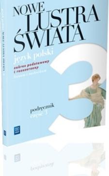 Nowe Lustra świata 3 Język polski LO /9133/