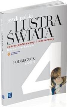 Lustra świata 4 Język polski LO ZPIR /9134/