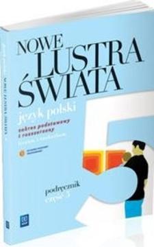 Nowe Lustra świata 5 Język polski LO ZPIR /9132/