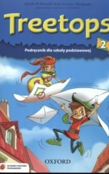 Treetops 2 Podręcznik + Zeszyt ćwiczeń + CD /337/