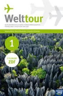 Welttour 1 język niemiecki Podręczni z ćwiczeniami