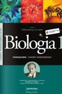Odkrywamy na nowo Biologia 1 ZR Podręcznik