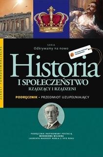 Historia i społeczeństwo Rządzący i rządzeni LO podr.