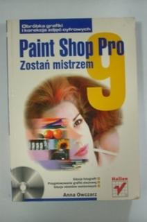Paint Shop Pro 9 Zostań mistrzem