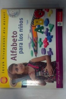 Alfabeto para los ninos Język hiszpański dla dzieci