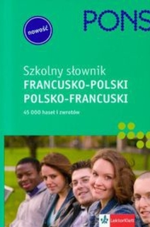 Szkolny słownik francusko-polski polsko-francuski