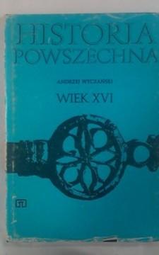 Historia Powszechna Wiek XVI