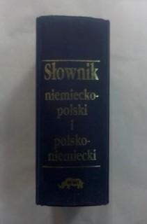 Słownik niemiecko-polski i polsko-niemiecki