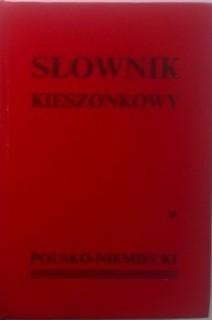 Słownik kieszonkowy Polsko-niemiecki niemiecko-polski cz. 1 i 2