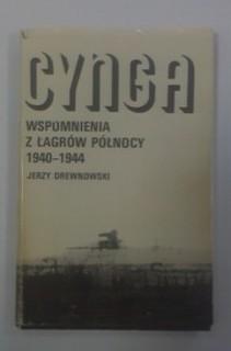 Cynga Wspomnienia z Łagrów Północy 1940-1944