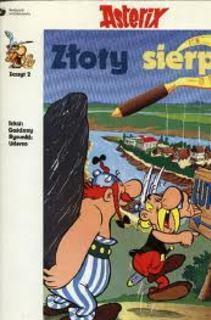 Komiks Asterix Złoty sierp Zeszyt 2 /113439/