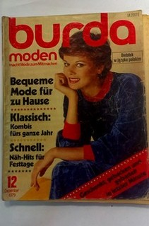 Burda moden 12/1979
