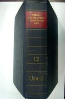 Wielka Encyklopedia Powszechna PWN Tom 12