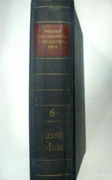 Wielka Encyklopedia Powszechna PWN Tom 6