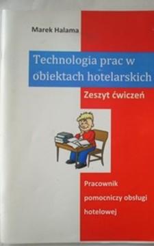 Technologia prac w obiektach hotelarskich ćwiczenia