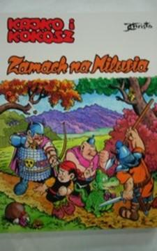Komiks Kajko i Kokosz! Zamach na Milusia /111966/