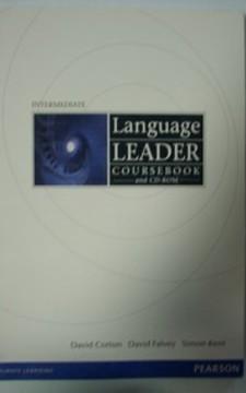 Language Leader Intermediate Coursebook /593/