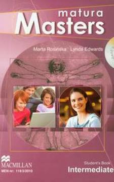 Matura Masters intermediate Student`s Book /9332/