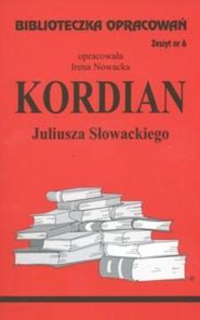 Biblioteczka opracowań 6 Kordian