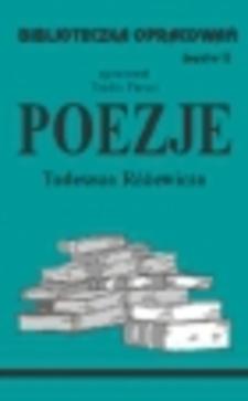 Biblioteczka opracowań 12 Poezje