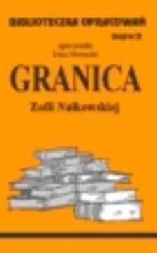 Biblioteczka opracowań 21 Granica